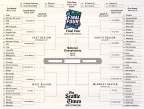 Bracket Update: First Round